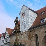 Der Marktplatz Reutlingen